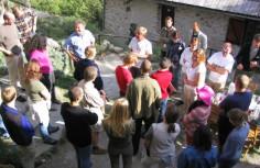 Plan et photos du village