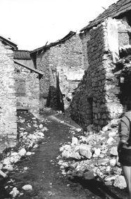 1954 : La rue du Coulet.